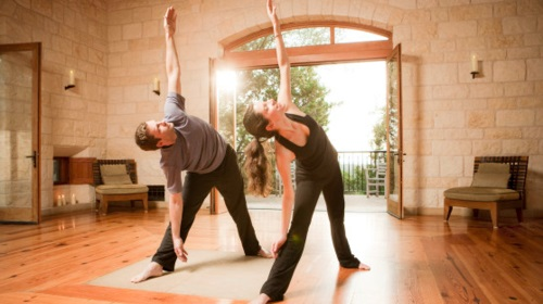 Yoga Sessions in Austin, Texas