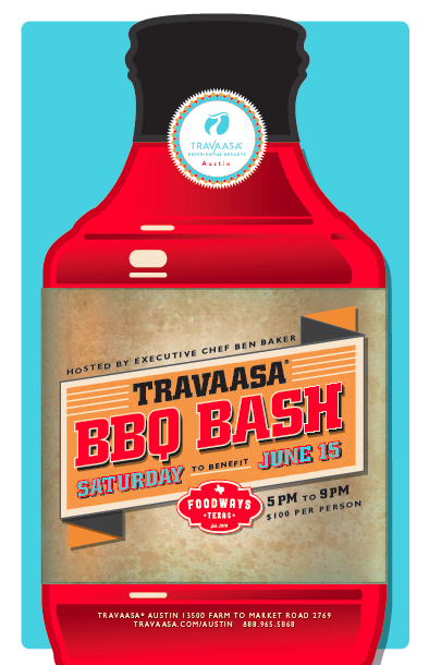 Travaasa Farm BBQ Bash in Austin