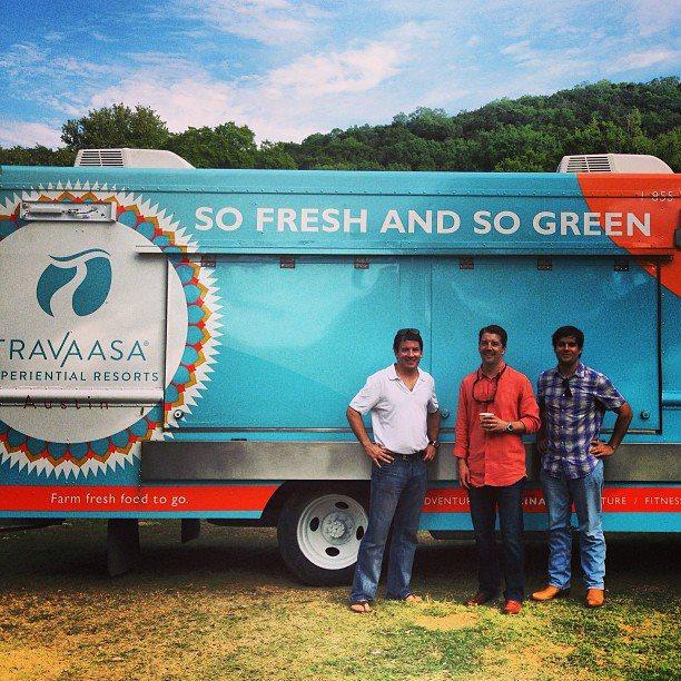 Travaasa Food Truck