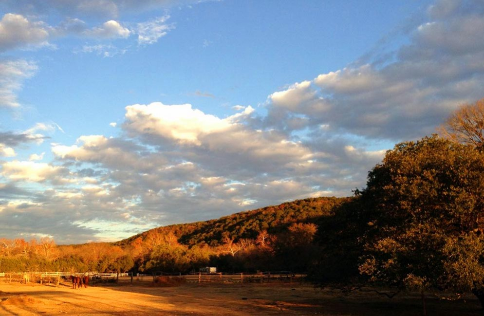 Fall Scenic Drives: Austin Hill Country