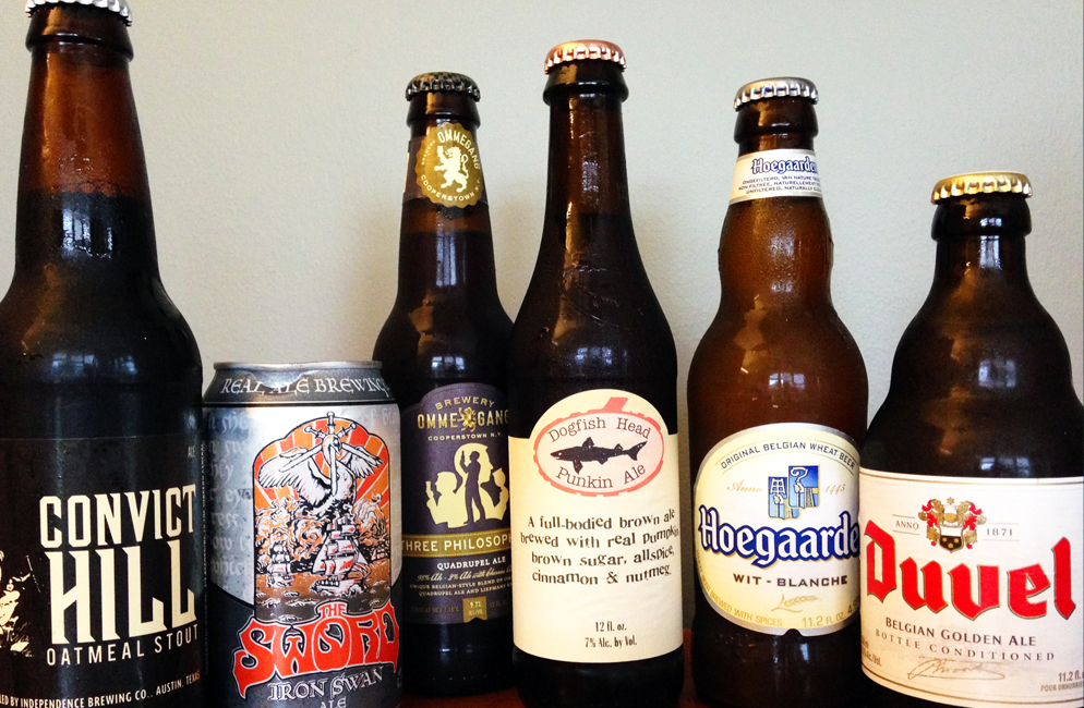 Fall Seasonal Ales