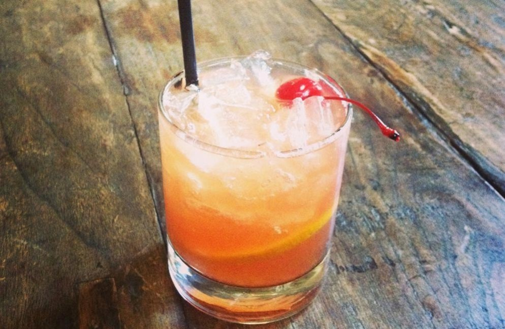 Fall Cocktail: The Southern Hospitality