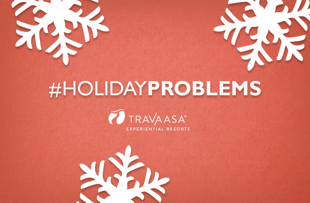 Let Travaasa Cure All Your Holiday Problems