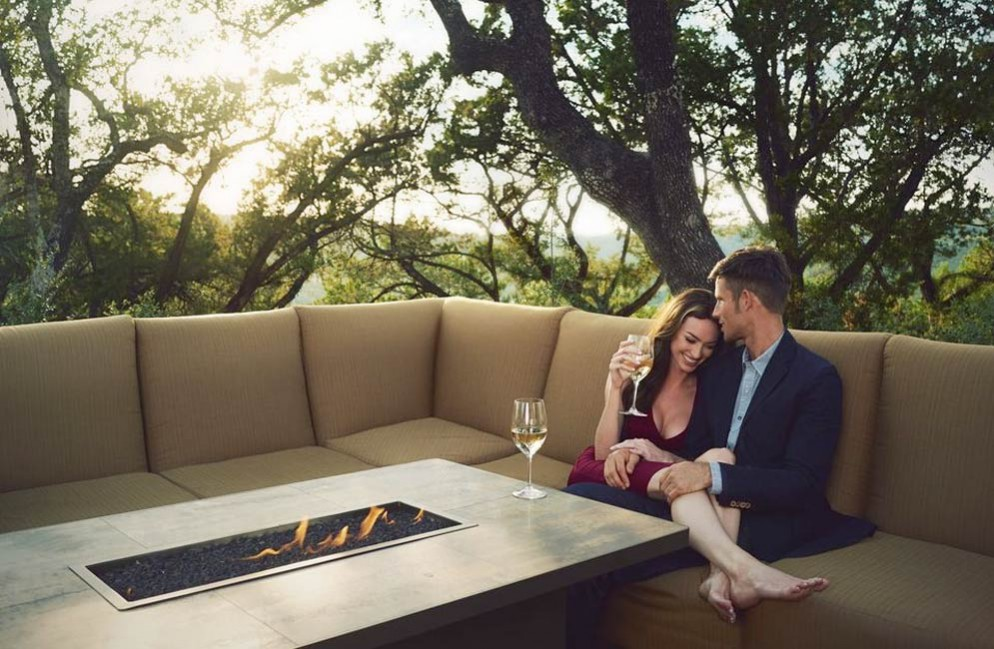 Wine by the Fire in Austin