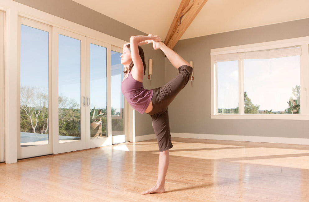 Heart Opening Yoga Poses