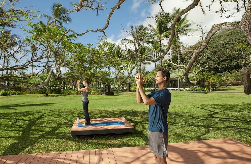 Grow Month Yoga Poses