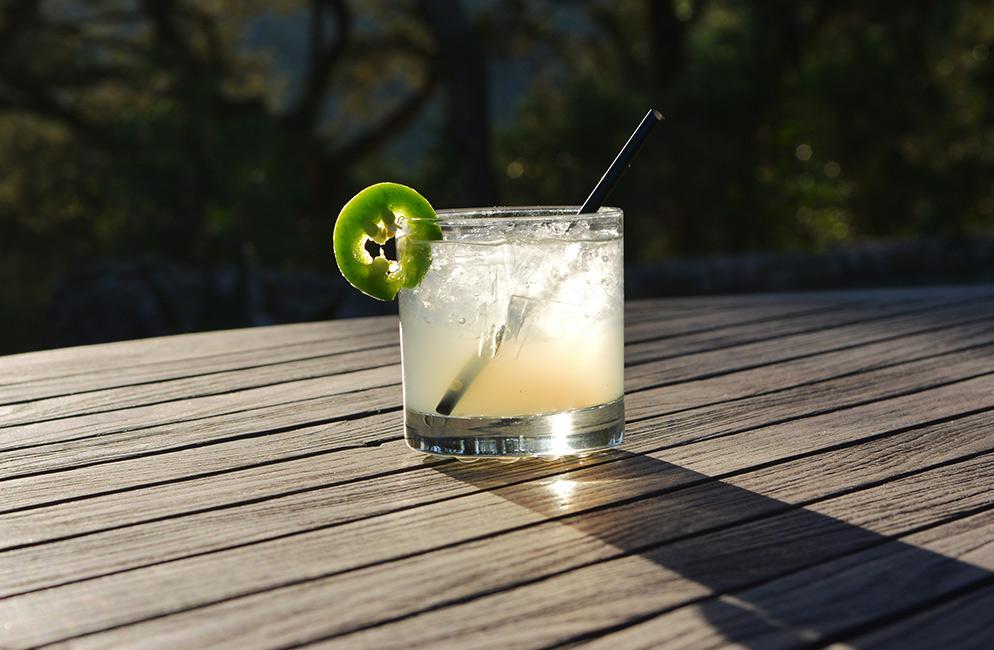 Texas Heat Cocktail