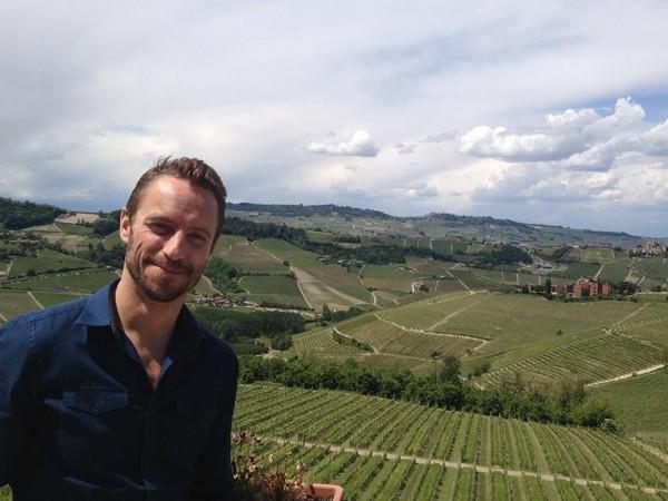 Travaasa Austin Sommelier in Italy