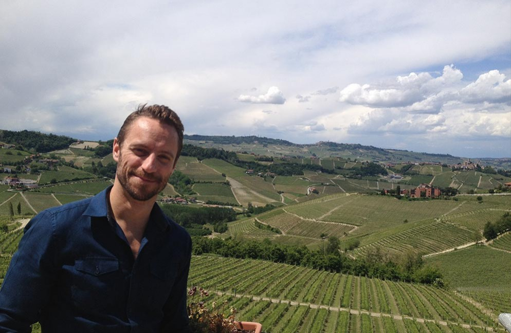 Travaasa Austin Sommelier in Italy