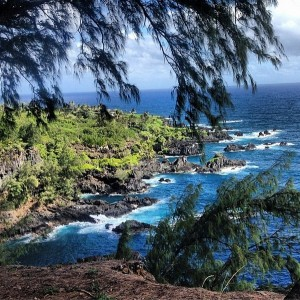 Maui Ocean Cliffs