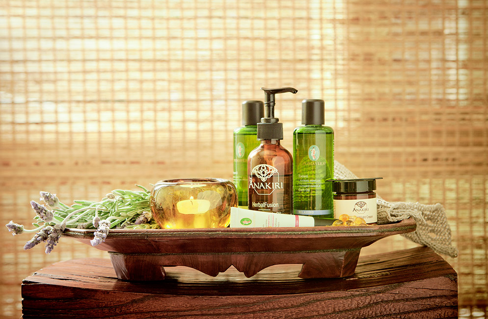 At Home Spa Remedies Using Essential Oils