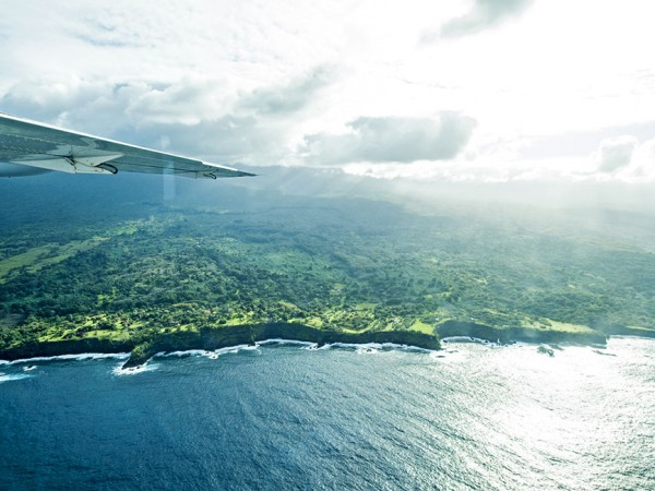 Three Flights a Day on Mokulele Airlines