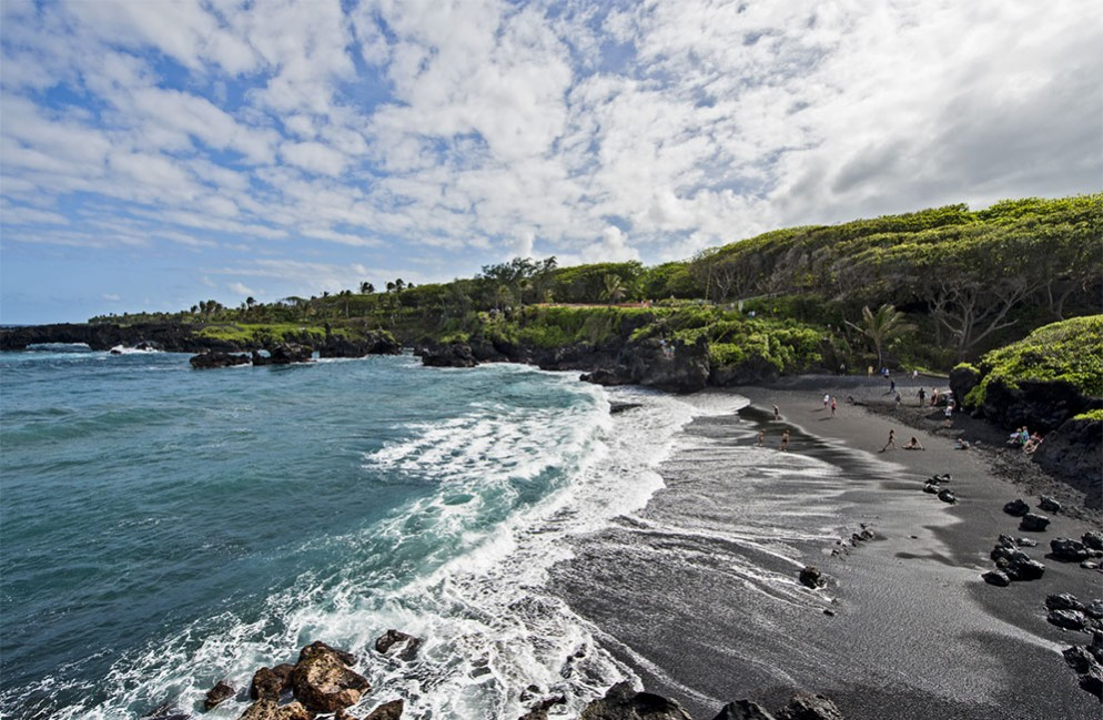 Our Favorite Beaches in Hana, Hawaii