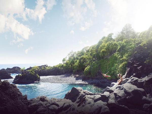 Discover something new. Explore Hana.