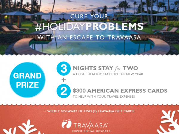 Holiday Problems 3.0 Enter to Win