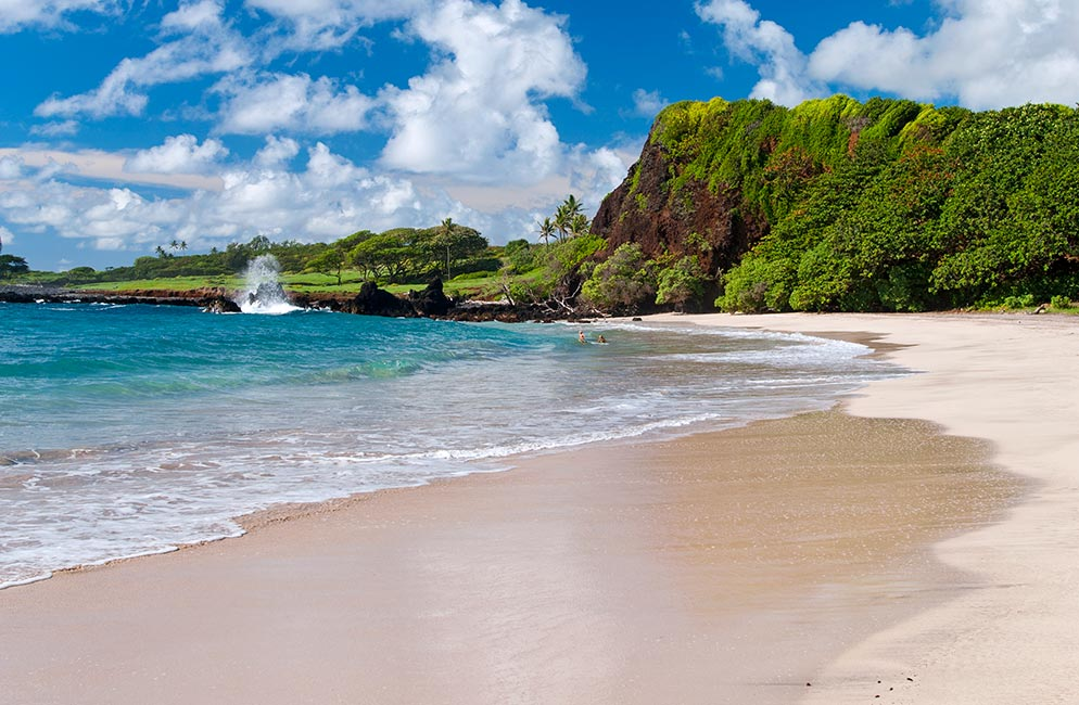 hamoa beach sand