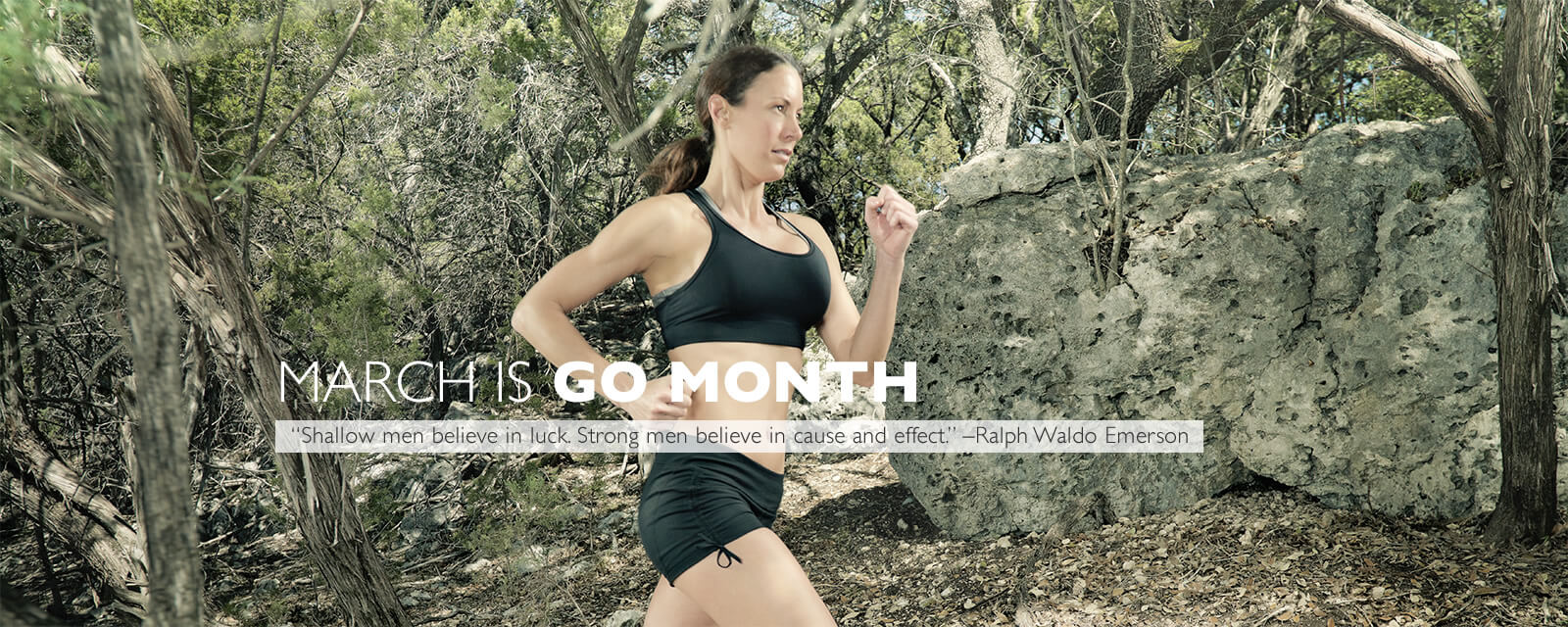March is Go month at Travaasa